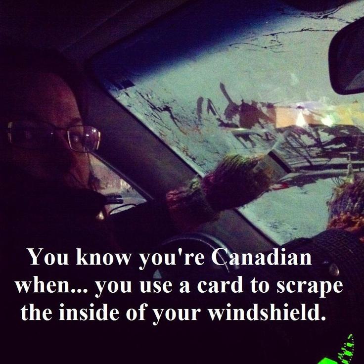 ohhhhhh Canada!