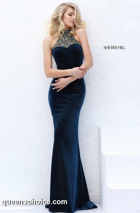 157 best Sherri Hill <3 images on Pinterest | Ball gown, Evening ...