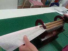 Princess Charlotte Sewing Smocking Plate - YouTube