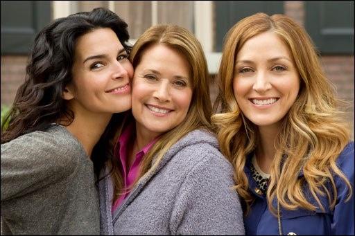 Rizzoli and Isles / Sasha Alexander / Angie Harmon / Lorraine Bracco