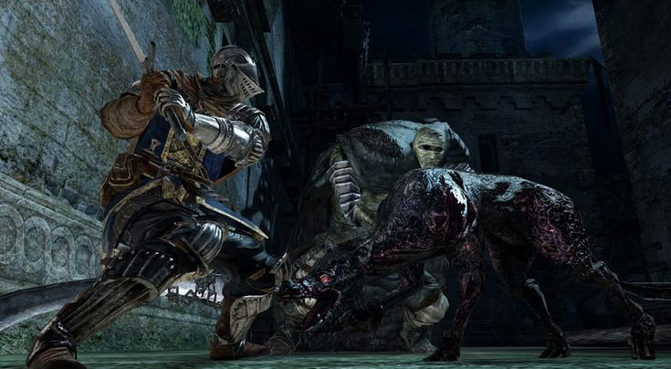 Dark Souls 2 PC Release Date Announced, New Trailer