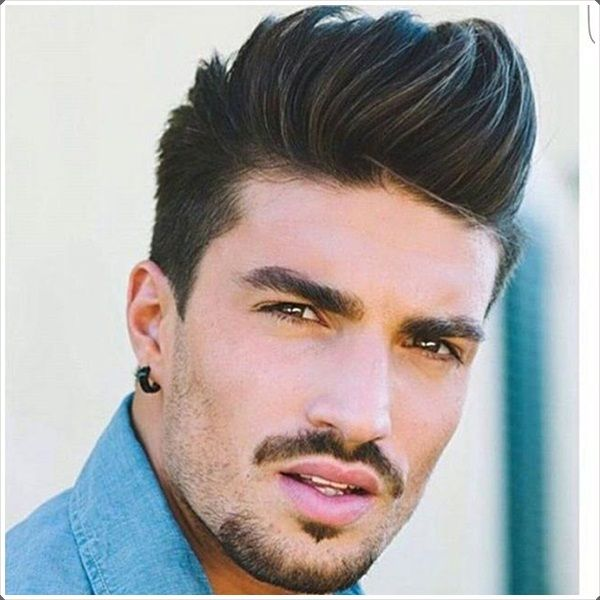 Astonishing 1000 Images About Facial Hair On Pinterest Teenagers Men Hair Short Hairstyles Gunalazisus