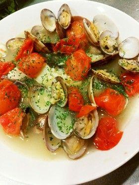 切り身魚で簡単 アクアパッツァ♪ by tanumaru62 [クックパッド] 簡単おいしいみんなのレシピが247万品