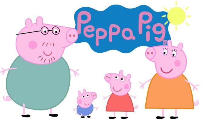 Peepa Pig tu me sors par les trous de nez!