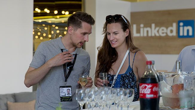 Looking to Network at Cannes? This Tinder-Like Site Matches You With Other Attendees