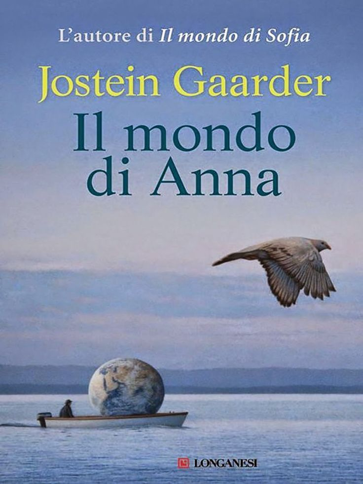 Il mondo di Anna, Jostein Gaarder