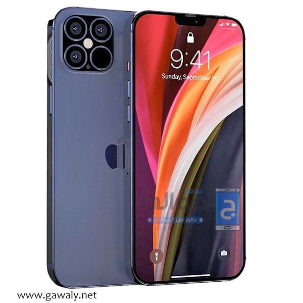 مواصفات ايفون 12 برو ماكس الجديد Iphone 12 Pro Max Phone Electronic Products Iphone