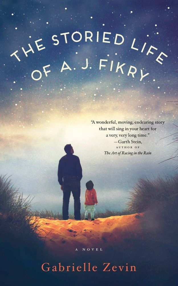 The Storied Life Of A.J. Fikry Loved this book!   One of the best I have read in a long time!