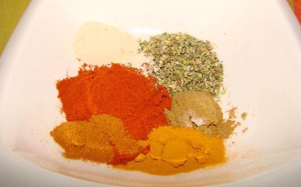 how to make chili powder mix