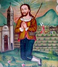 St. Isidore the Farmer pray for us and Farmers; farm workers; ranchers; rural communities; Madrid, Spain; National Catholic Rural Life Conference in the United States; death of children; for rain; livestock. Feast day May 15