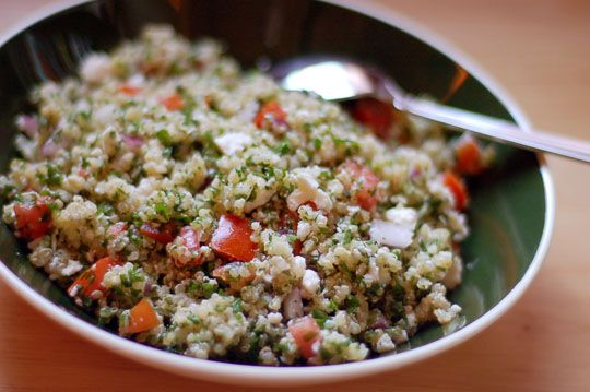quinoa tabboulehGrains Salad, Quinoa Recipe, Quinoa Tabbouleh, Quinoatabbouleh, Eating, Cooking, Healthy Food, Food Recipe, Recipe Book