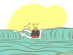 How to bodyboard
