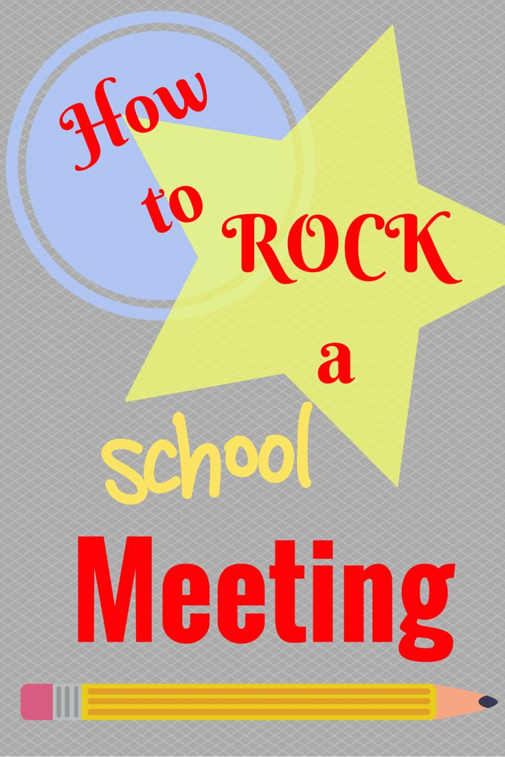 Want to know how to ROCK a school meeting? Learn how to create an agenda, advocate and case manage!