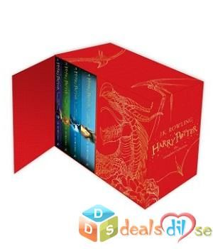 Harry Potter Boxed Set - The Complete Collection (Children's Hardback) @ Rs. 4,949/-