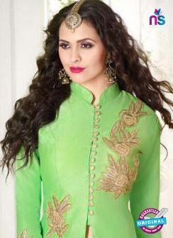 Designer AZ 6263 Green Indo Western Suits Online at Newshop.in.  #designerindowesternsuits #indowesternsuitscollection #green #newshop
