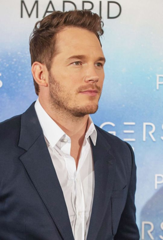 """Chris Pratt, the most recent addition to """"The List"""". Funny & handsome is a wonderful combination."""