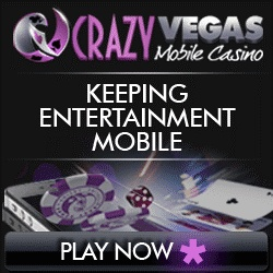 Play Online Casino Games on your mobile phone