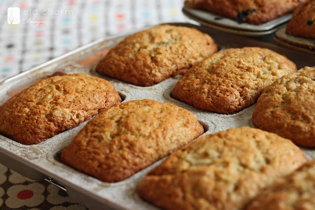 boring banana bread no more - 4 different versions to satisfy every taste {inspired by charm}
