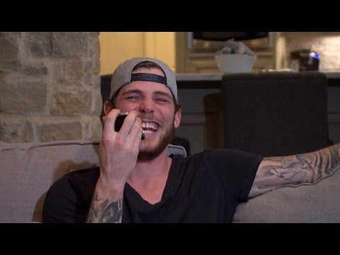 Tyler and Jamie prank call their moms telling them they are going to propose to girlfriends they dont even have! Cabbie Presents: Seguin and Benn's Prank - YouTube
