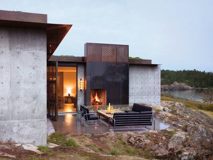 The Pierre House By Olson Kundig Architects U2022 Design Father