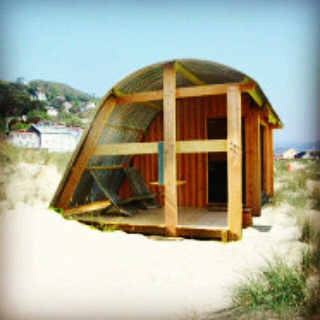 Carpentero Beach Huts Camping: 75 Best Images About MorphPOD- A Camping Pod; A Garden
