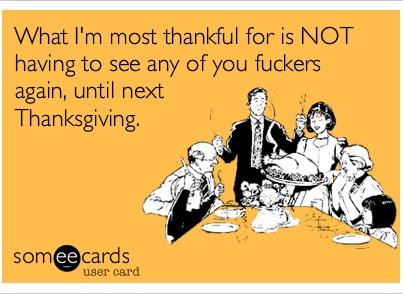 Thanksgiving Ecard