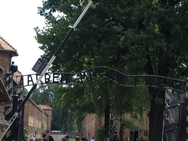 Kessel Travels: Auschwitz and Birkenau with our Kids