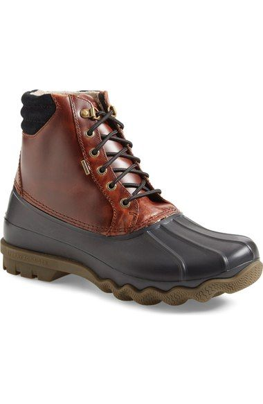 Sperry Top-Sider® 'Avenue' Rain Boot (Men) - Size: 10