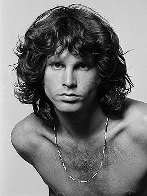 Jim Morrison When you're strange...