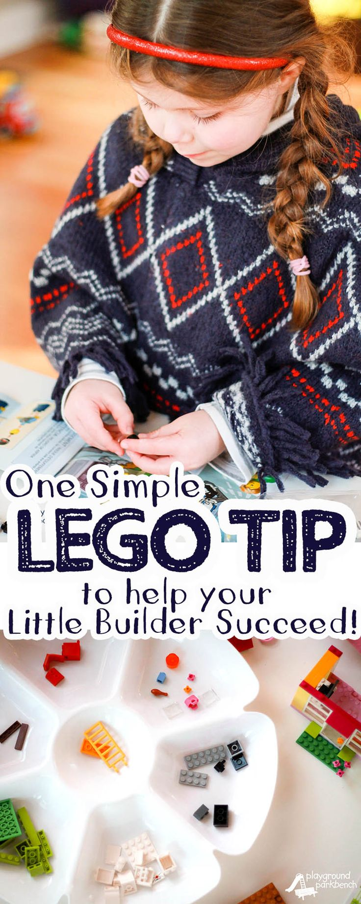 Is your little builder ready for @LEGO Junior? My 5 year old loves to build, and was begging for 'Real LEGO' toys... but I was worried about bringing the small pieces into our house with younger siblings in the house. This one simple tip eased my worries, and helped her use her first LEGO Junior set independently and confidently! #CreateBuildLEGOJUNIORS #Sponsored | LEGO | STEM | STEAM | Building Toys | Preschool | Best Toys for Preschool |