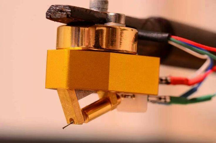 High end audio audiophile turntable cartridge