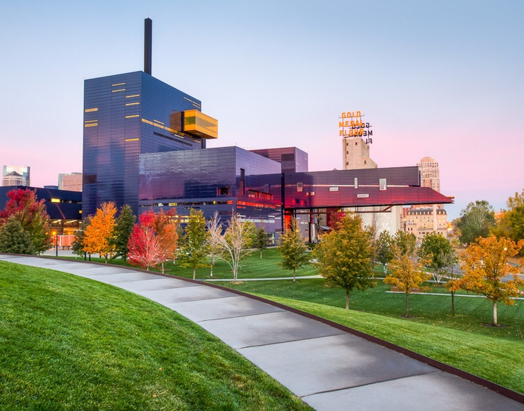 Guthrie Theater in Minneapolis