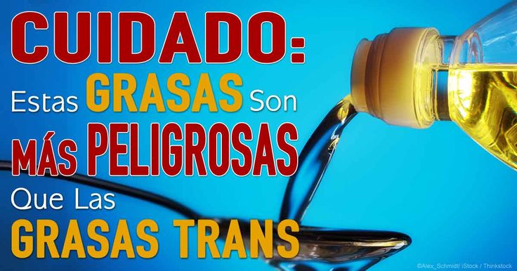 Mientras que las grasas trans son ahora reconocidas como dañinas, los aceites vegetales que sustituyen a las grasas trans pueden ser aún más perjudiciales.