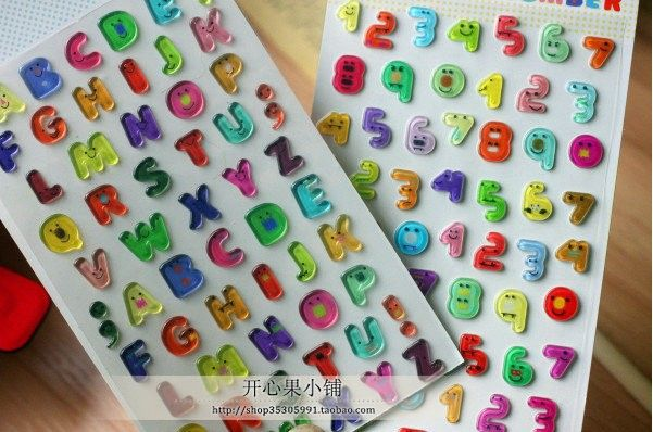 20 set/1 lot scrapbooking stickers Cute diary deco 3D Sticker/note sticker/message sticker/Decoration Label/wholesale-in Memo Pads from Office & School Supplies on Aliexpress.com | Alibaba Group
