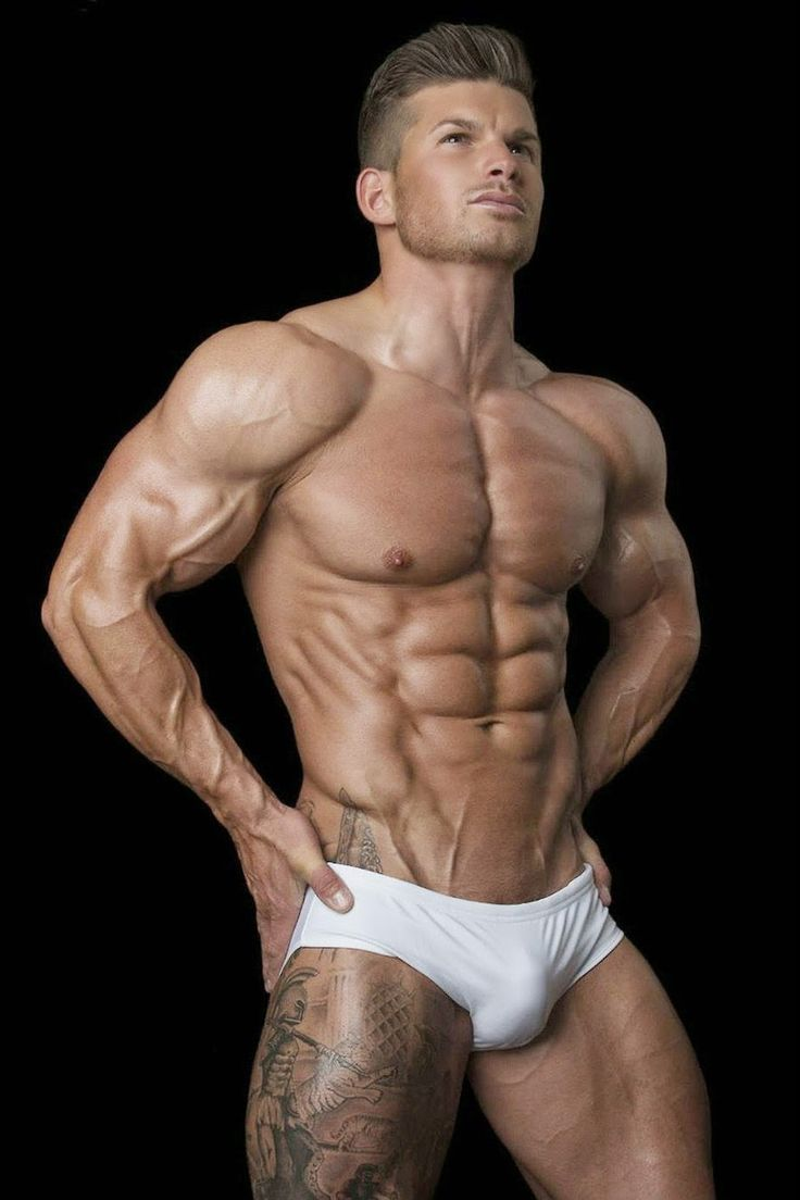 Tom Coleman Fitnes model Hotmale Slike Muscle Men-4073