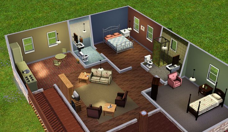 The sims 3 houses inside google search sims for Classic house sims 3