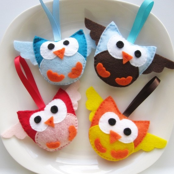 owl party favors!