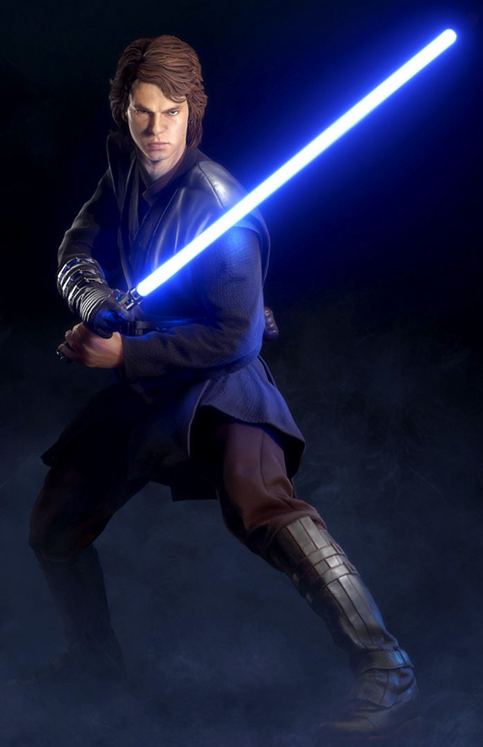 Star Wars Battlefront Ii S Massive Anakin Skywalker And Clone