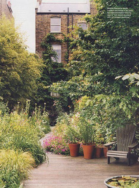 GardenCottage: Urban Garden