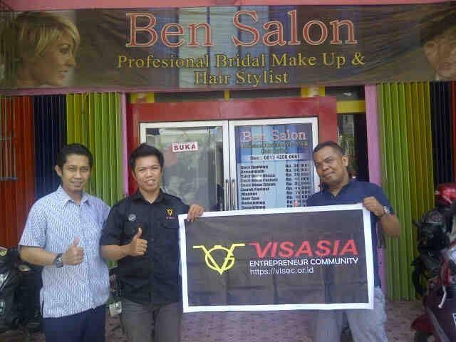 Ben Salon - Jl. Topaz Blok F No 51 Boulevard, Makassar Contact : 081342086661 ( Berlin Sinulingga )