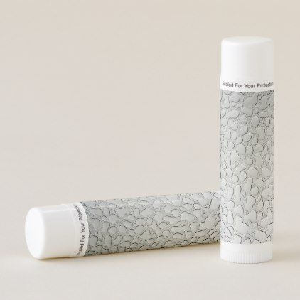 Raindrops on Glass Roof Lip Balm - diy cyo personalize design idea new special custom