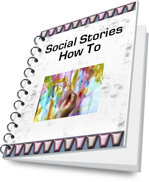 the most complete list of free social stories covering everything from behavior to toilet training. We also have included stories showing sequential processing, the steps for what to expect in a variety of activities. Some are text only and others include pics. #social stories #variety pack