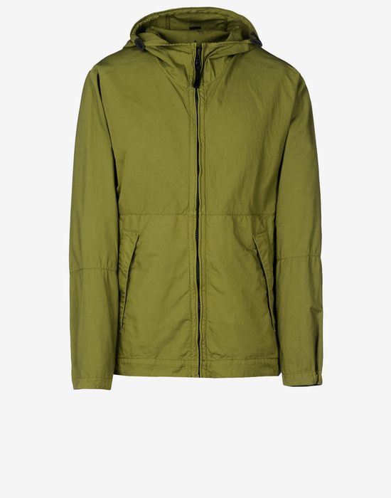 42420 COMPASS RIBBON Mid Length Jacket Stone Island Men -Stone Island Online Store