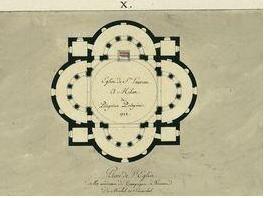 3- plan saint Laurent de Milan