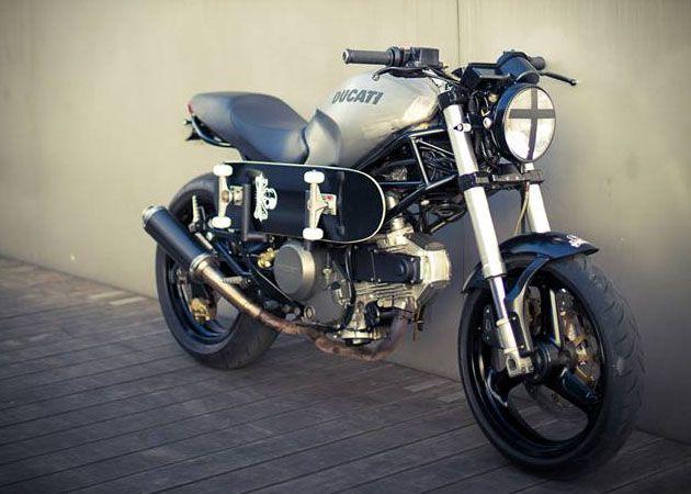 Ducati Monster 600 идеи изображения мотоцикла