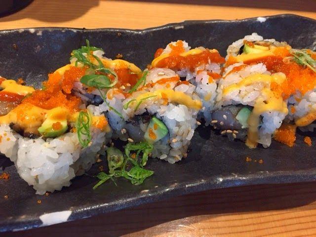An Adventure in Food: March's Taste - Oto Sushi, Redmond, WA