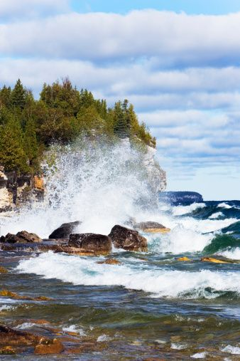 10 Scenic Hiking Trails in Canada with Mind-Blowing Views: Bruce Trail, Ontario