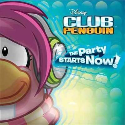 Club Penguin - The Party Starts Now!