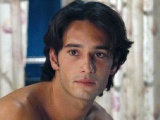 "Rodrigo Santoro as Karl in the movie ""Love Actually""."