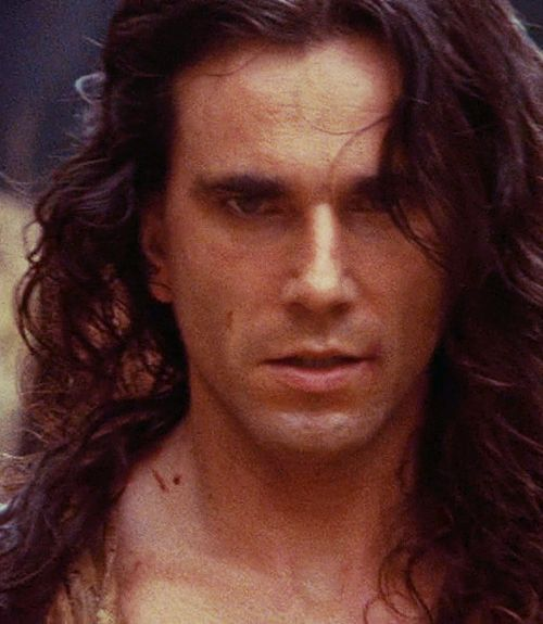 not gonna lie, Daniel Day Lewis is beautiful as a Hawkeye in last of the Mohicans